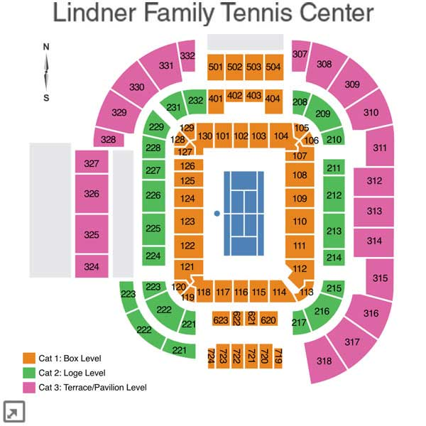Linder Family Tennis Center